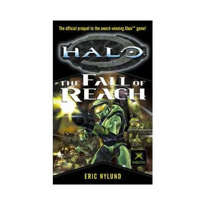 The Fall of Reach by Eric S. Nylund (author)