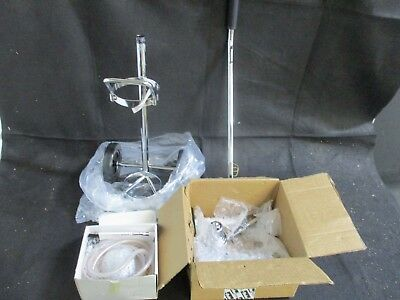 NEW Porter Emergency Oxygen System Mobile Stand w/ Gauges & Tubes - Best Price