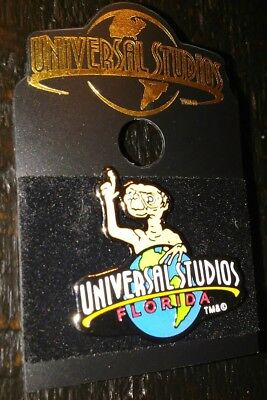 Universal Studios E.t. Movie Collectible Pin Authentic Original Vintage Rare A