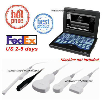 USA Fedex  convex/transvaginal/linear/rectal Probes for Ultrasound CMS600P2