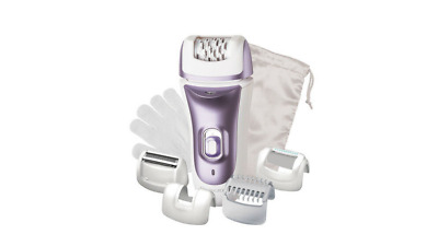 Remington Smooth & Silky ULTIMATE - Wet/Dry Women Epilator Kit 2 SPEEDS EP7035AU