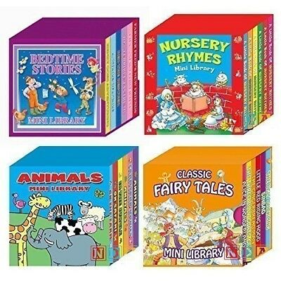 Mini Library Board Books - Black Friday - Cyber Monday Special Bumper Gift Pack
