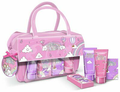 Glitter Fairies Filled Toiletry Bag Gift Set