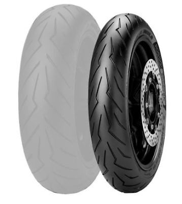 Pirelli Diablo Rosso Scooter Front Tyre 120/80-14 M/c 58S Tl #61-276-87