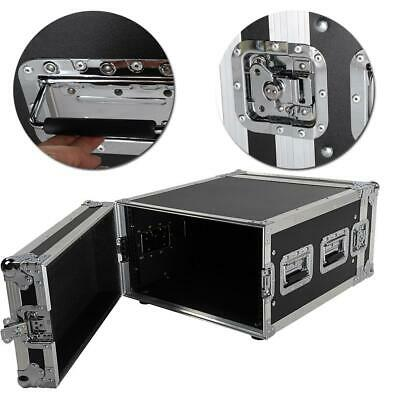 Durable 19 Inch Space Rack Case Single LayerDouble Door 6U DJ Equipment Cabinet