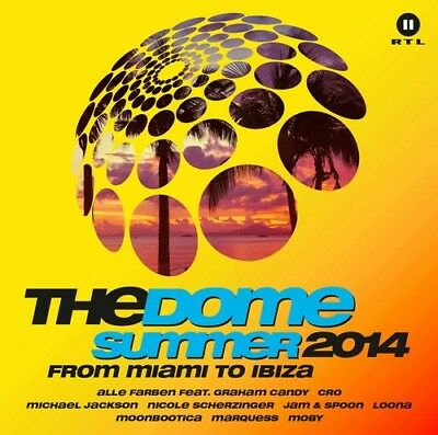 Various - The Dome Summer 2014