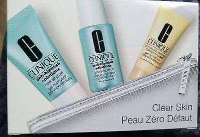 Clinique Anti Blemish Solutions Starter Set Neu