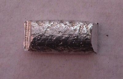 Cadmium metal 10 gram sample. Element 48, collection, chemistry etc.