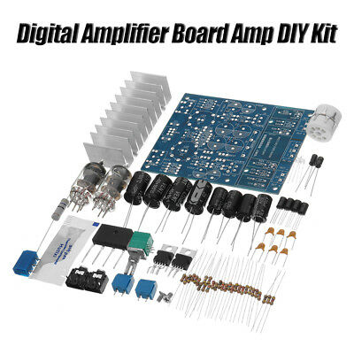 Hifi Fever 6j1 Digital Amplifier Board Audio Stereo Modulo DIY Kit Amplificatore