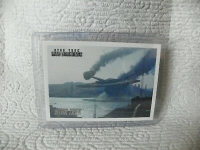 Star Trek The Movie Into the Darkness Silver Parallel #98 134/200