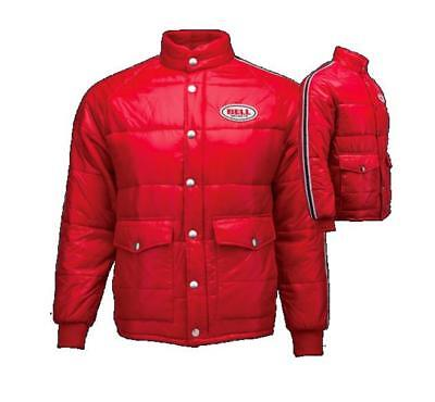 Bell Helmets Classic Puffy Jacket (Red, XX-Large)