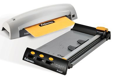 Fellowes Lunar A3 Laminator and Trimmer Craft Pack