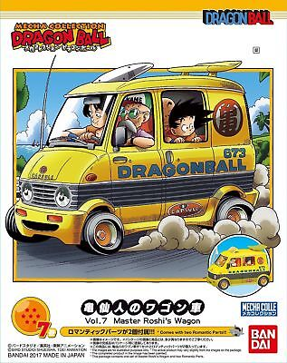 Bandai Dragonball Kit - Mecha Collection Master Rochis Staion Wagon - Neu/ovp