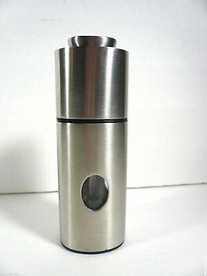 Stainless Steel Pepper Grinder Mill
