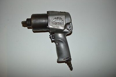 """MAC Tools AW434M ½"""" Drive Pneumatic Air Wrench Adjustable Reversible Used Tested"""
