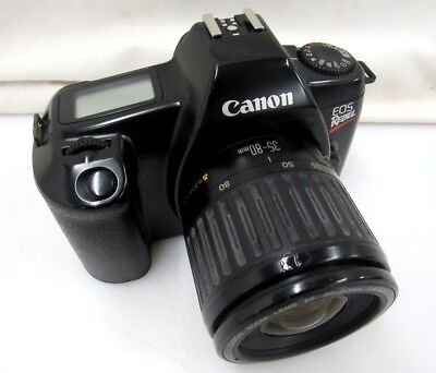 Canon EOS Rebel II with 35-80mm F/4-5.6 Camera Lens