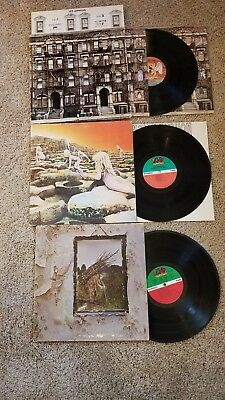VINTAGE LED ZEPPELIN The Immigrant Song 45 - $10 00 | PicClick