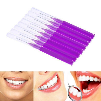 5pcs Floss Interdental Dental Oral Clean Brushes Toothpick Teeth Tooth Hygiene S