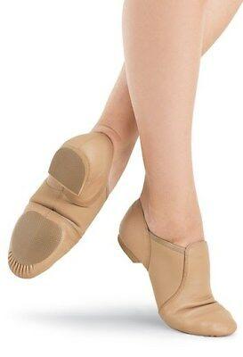 Balera B80-15 Slip on Jazz Dance Shoe