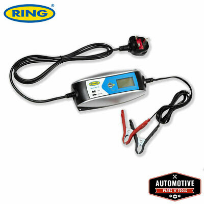 Auto Moto 5 Stage Intelligente Totalmente Automatico Smart Carica Batterie 6v