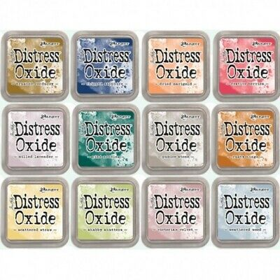 Ranger Tim Holtz Release 5 Distress Oxide Ink Pads Set