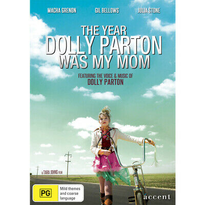 The Year Dolly Parton Was My Mom - Accent= DVD (Brand New - Region 4) Free Post