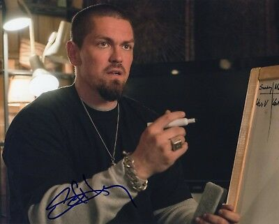 Steve Howey Signed 8x10 Photo Ej1 Coa Gfa Shameless-kevin