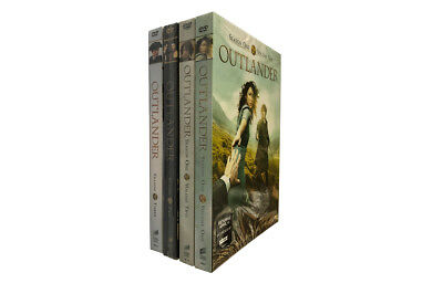 Outlander: The Complete Series Seasons 1-2 1-3 DVD Box Set 1 2 3 Free Shipping