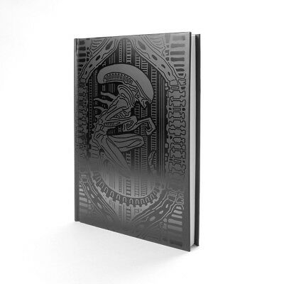 Alien Xenomorph Hardcover Journal Notebook