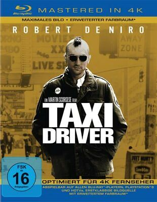 Taxi Driver (4K Mastered) - Sony Pictures 0773178 - (Blu-ray Video / Action)
