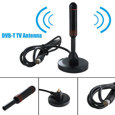 Portable Indoor/Outdoor TV Antenna Digital TV Aerial for HD TV DVB-TV Freeview