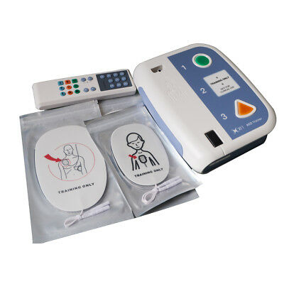 AED Trainer First Aid Training Kit Practice Cpr Training Machine English&French