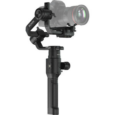 DJI Ronin-S 3-Axis Single Handled Gimbal for DSLR and Mirrorless Cameras