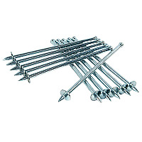 72mm Hilti Type Nails to Suit DX450 or Similar Models Box of 100 Pins