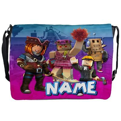 Personalized Roblox Family Drawstring Bag PE Ballet Swimming-URB106