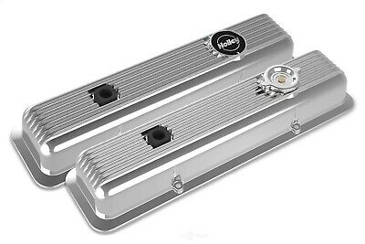 Holley Valve Covers Set of 2 New GMC V3500 Truck 1988-1989 Pair 241-85
