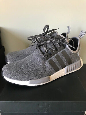 91a214d96979 DS ADIDAS NMD R1 BW0616 CHARCOAL WOOL 10 -  100.00