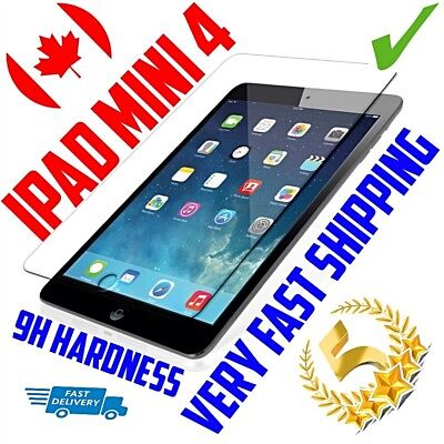 For iPad MINI 4 / 5 Screen Protector Tempered Glass - ULTRA CLEAR  PREMIUM FAST