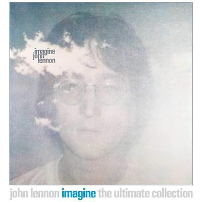 John Lennon-Imagine The Ultimate Collection(Ltd. Super Del.)  5 Cd+Blu-Ray New+