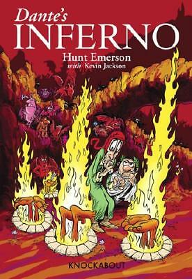 Dante's Inferno by Hunt Emerson (editor), Kevin Jackson