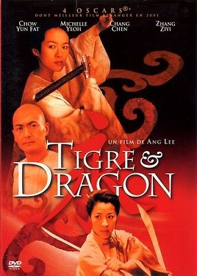 Tigre et Dragon - DVD