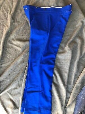 US Army M1885 Blue Wool Cavalry Trousers size 36