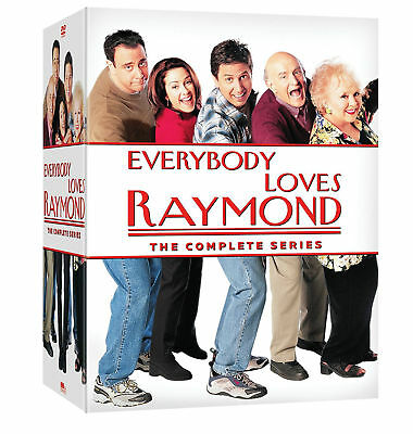 Everybody Loves Raymond: The Complete Series season 1-9 (DVD, 2011, 44-Disc Set)
