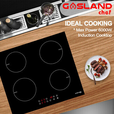 Gasland chef Electric Induction Cooktop 60cm Touch Control Stove Cook Top Cooker