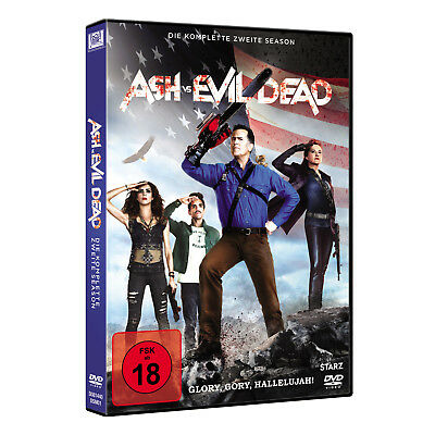 Ash vs. Evil Dead - Season 2 - (DVD)