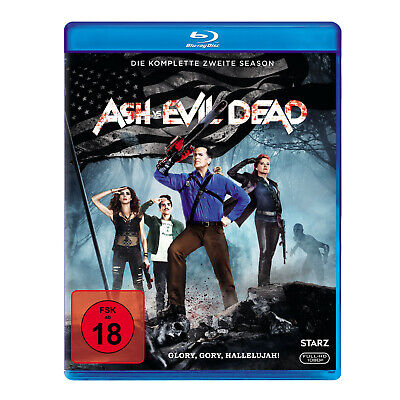 Ash vs. Evil Dead - Season 2 - (Blu-ray)