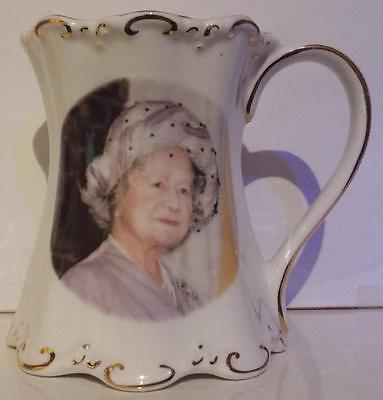 The Queen's Mothers 85th Year Anniversary Mug