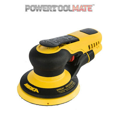 Mirka PROS 650CV 150mm Air Sander - Central Vacuum