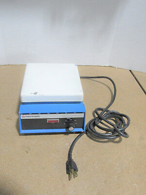 Fisher Scientific Labratory Thermix Hot Plate Model 200T 11-493-200T Tested