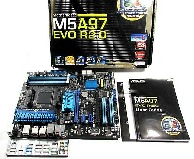 asus m5a97 evo r2 0 drivers